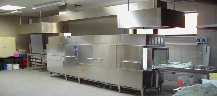 Nhược điểm của máy rửa bát công nghiệp là gì