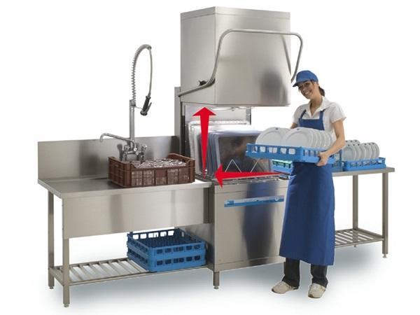 Kinh nghiệm lựa chọn máy rửa chén công nghiệp